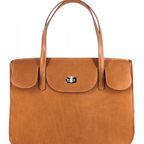 sac Colette Cognac