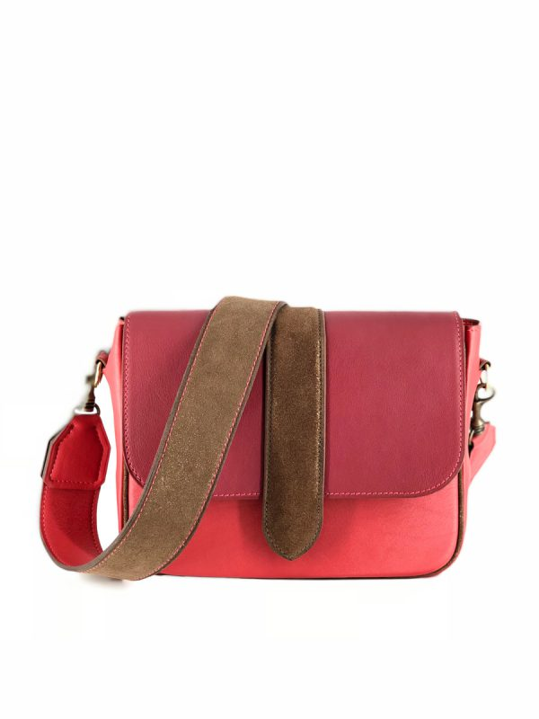 Sac Paris Rouge