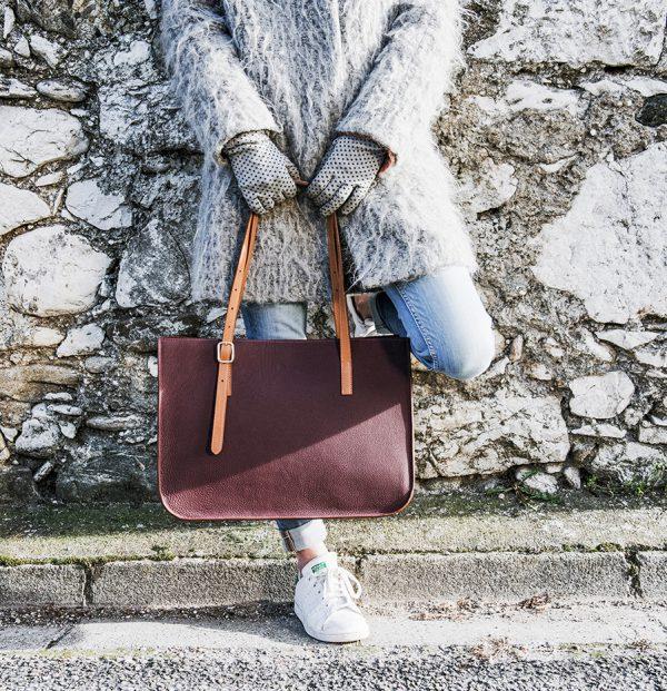 sac NaNa porté