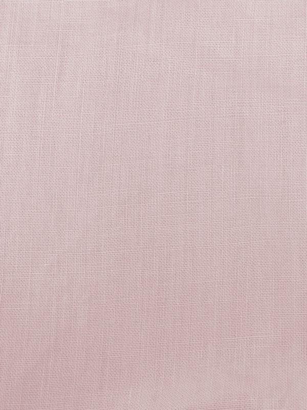 Zoom lin français couleur rose