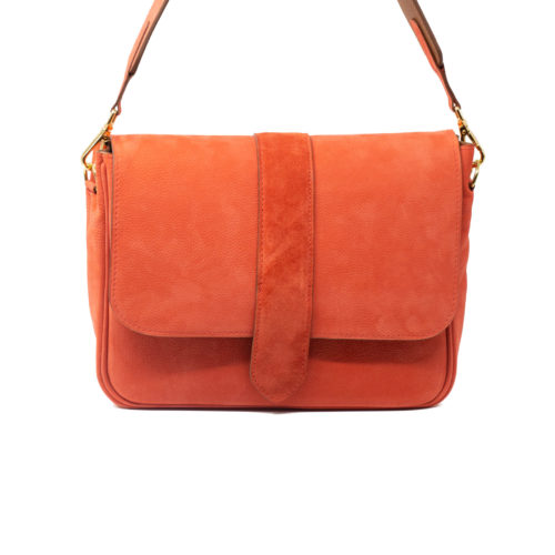 Sac Grand Paris Corail avant