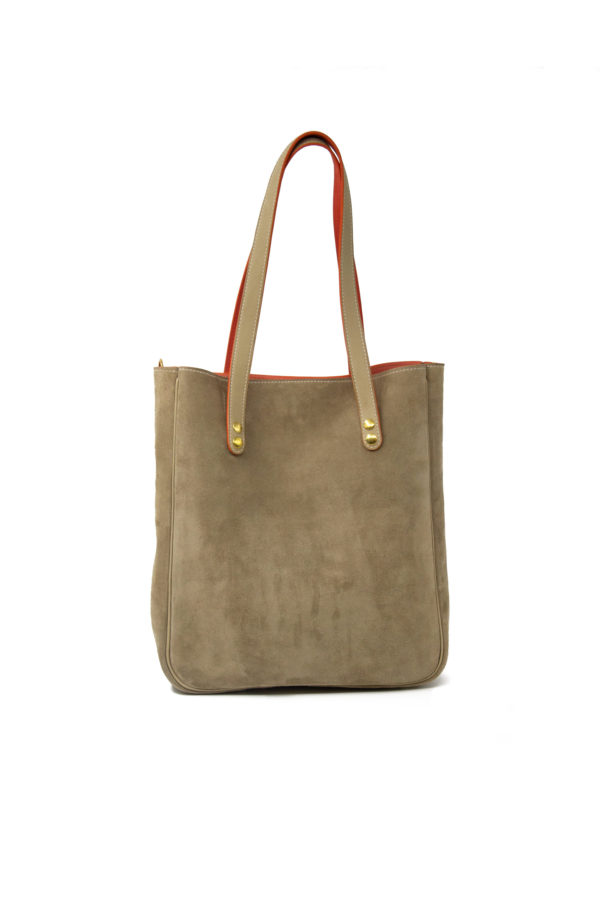 Sac Toto Taupe arrière