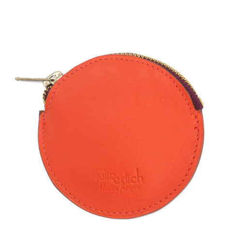 Porte Monnaie BOB ZIP Orange