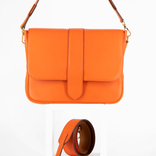 Sac Grand Paris Orange