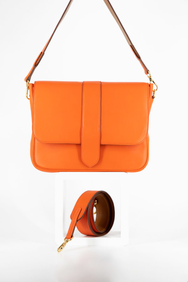 Sac Grand Paris Orange
