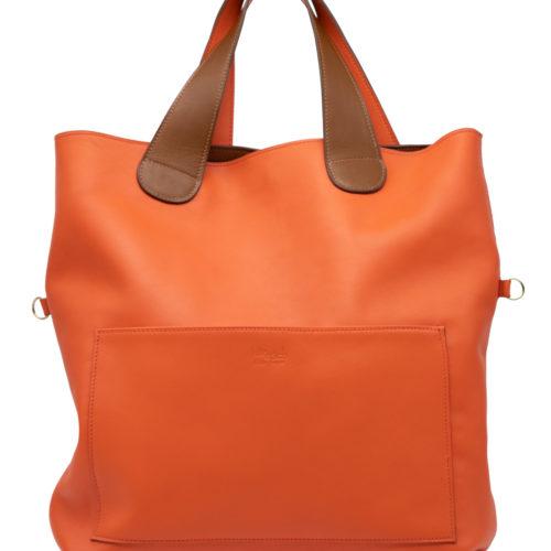 Sac Violette Orange