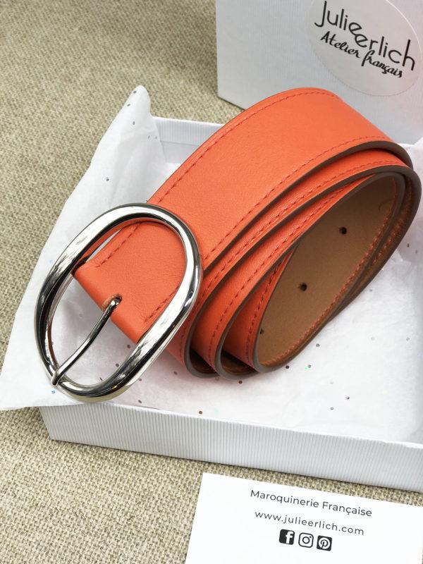 Ogive Argenté Orange