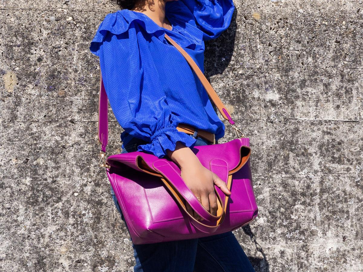 Sac Violette violet