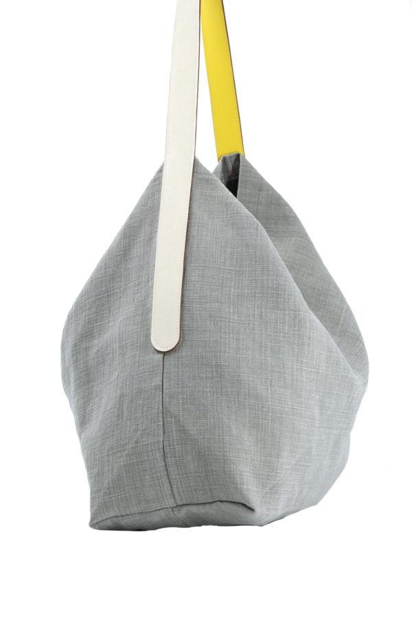 Lino gris-coté