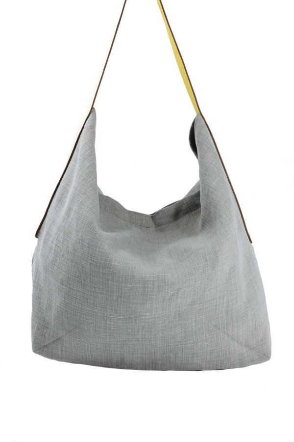 Lino gris-dos