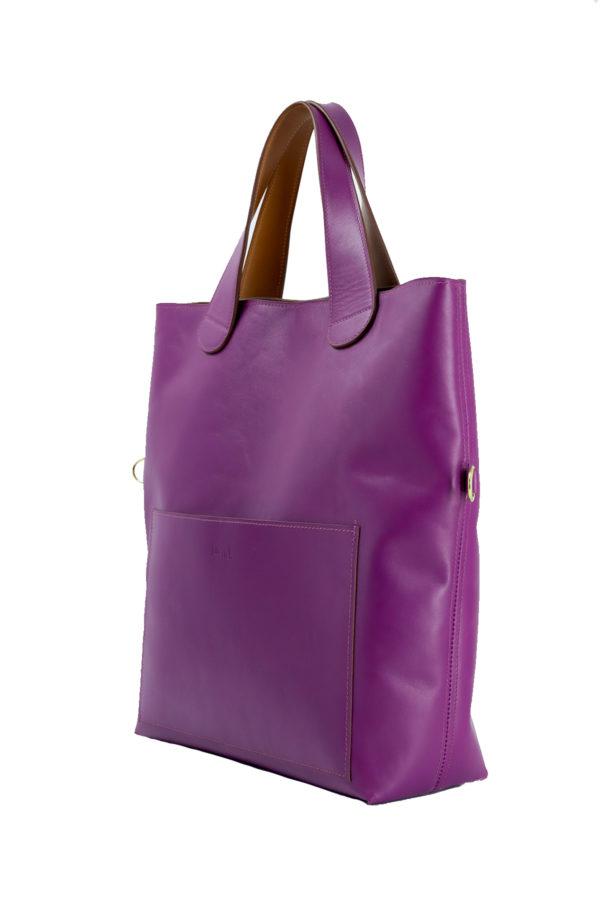 Violette viol-coté