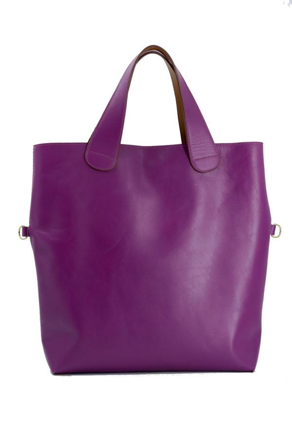 Violette viol-dos