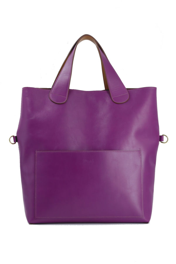 Violette viol-face