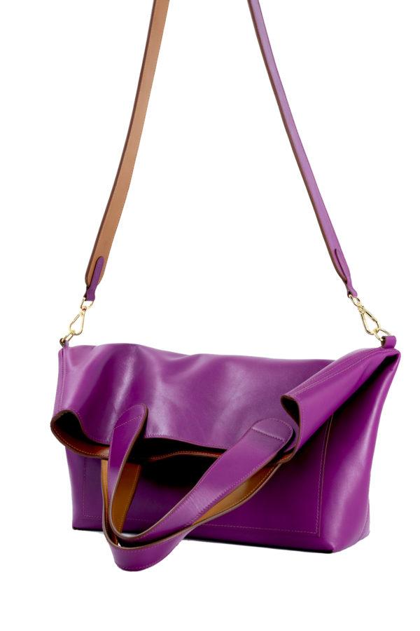 Violette viol-plié