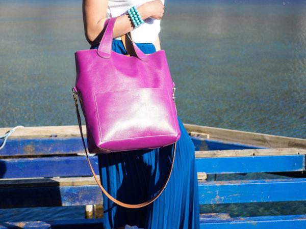 Violette violet-porté1