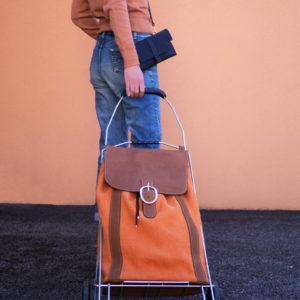 caddie orange